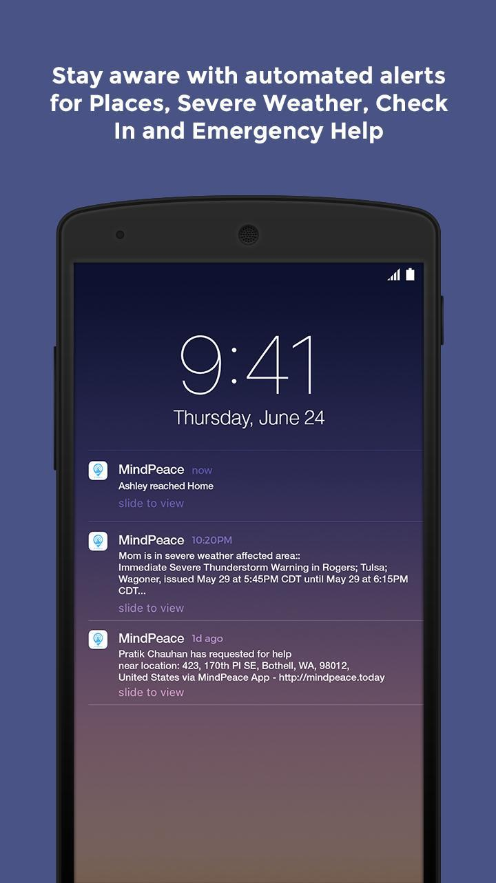 Safewatch by MindPeace (Unreleased) for Android - APK Download