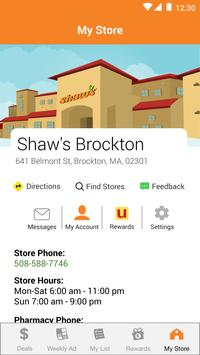 Shaw's screenshot 4