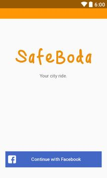 SafeBoda for Drivers (Unreleased) screenshot 1