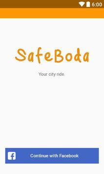SafeBoda for Drivers screenshot 1