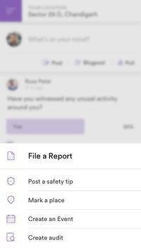 Safecity screenshot 3