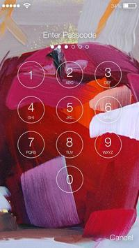 Apple Art The Lock Screen screenshot 1