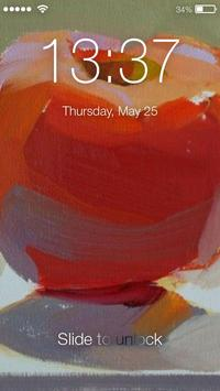 Apple Art The Lock Screen screenshot 2