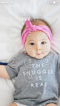 Baby boom lock skreen poster