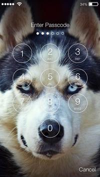 Hasky Lock Screen apk screenshot