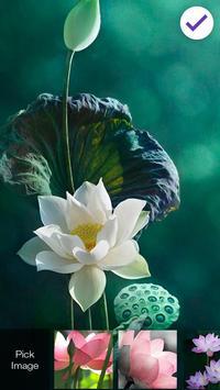 Lotus Lock Screen poster