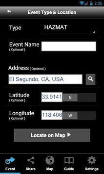 SAFER Mobile Response screenshot 2