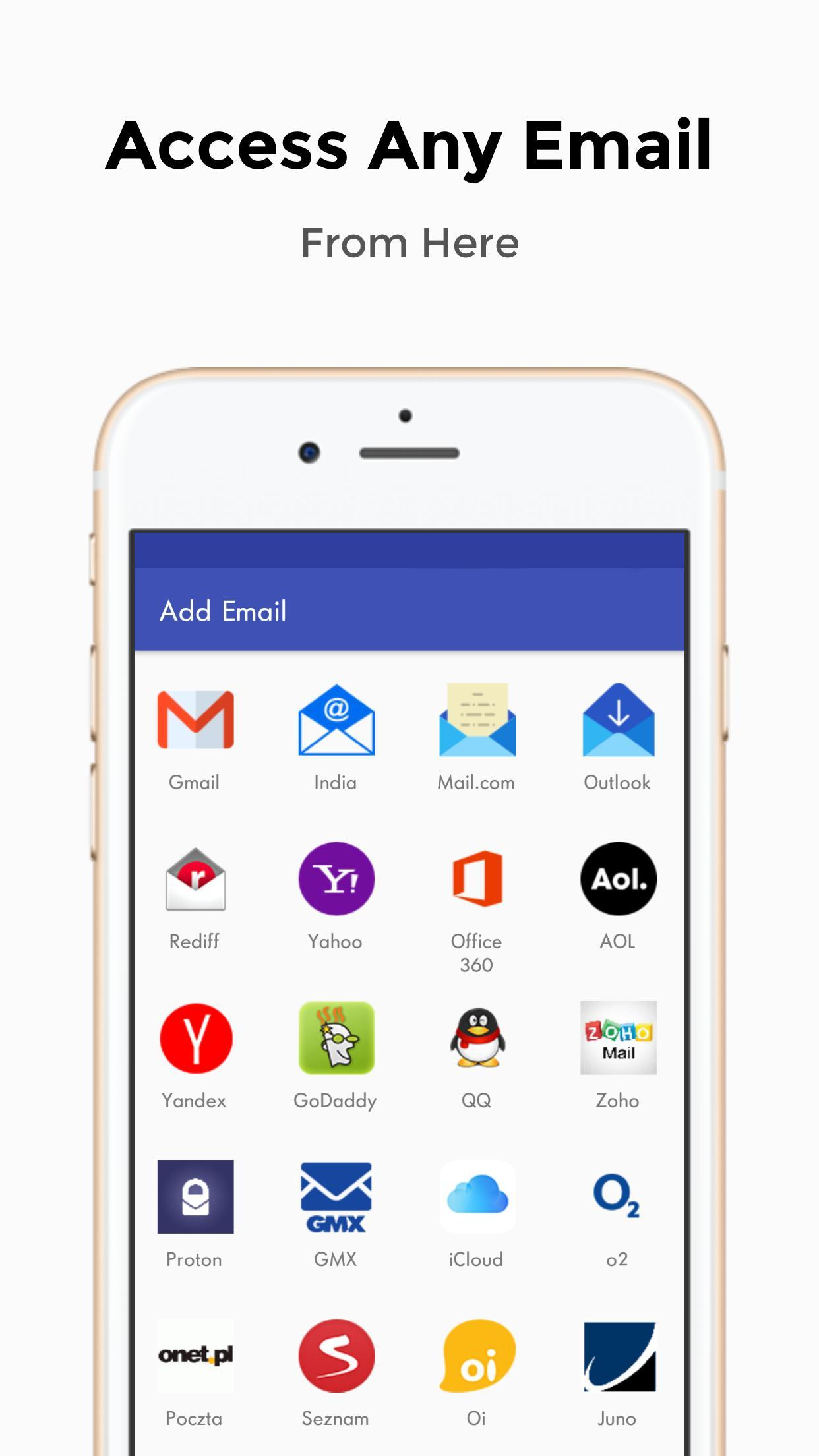 All Email Apps for Android - APK Download