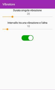 Vibratore apk screenshot