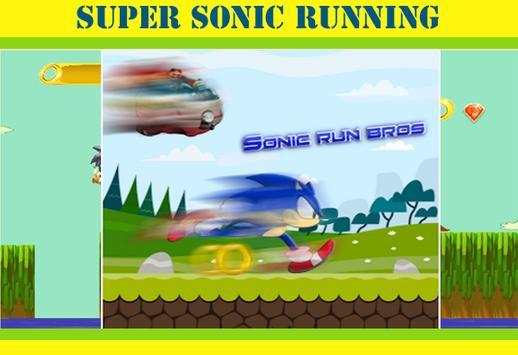 super sonic running screenshot 1