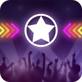 Rave Star - the Ultimate Reflex Runner icon