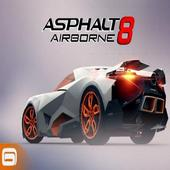 Asphalt 8 Wallpaper icon