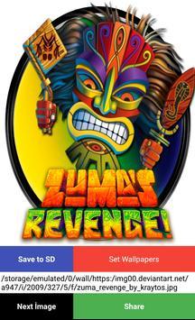 Zuma Deluxe Wallpaper poster