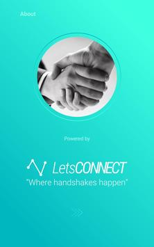 LetsConnect poster