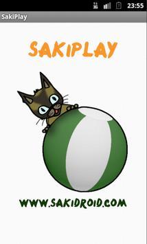 SakiPlay poster