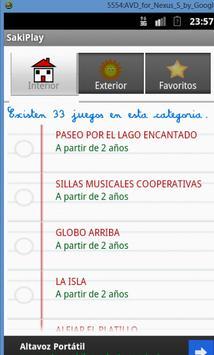SakiPlay apk screenshot
