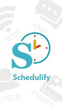 Schedulify poster