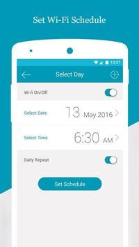 Schedulify screenshot 2