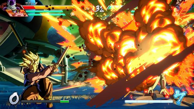 Super Goku Battle New apk screenshot