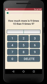 American Math Games apk screenshot