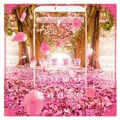 Cherry Blossom Theme icon