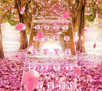 Cherry Blossom Theme screenshot 1