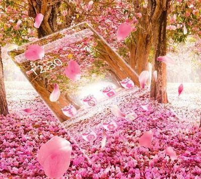 Cherry Blossom Theme screenshot 2