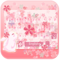 Sakura Keyboard Cherry blossom