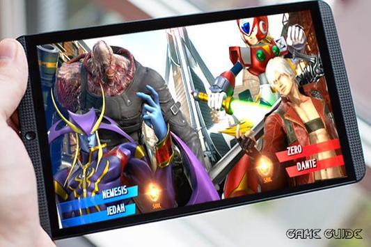 Guide Marvel Vs Capcom Infinite screenshot 1