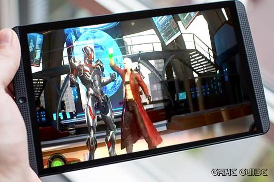 Guide Marvel Vs Capcom Infinite screenshot 3