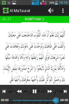 Al Ma'thurat English Pro apk screenshot