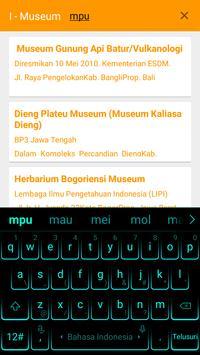 I-Museum (Kenali Museum kita) apk screenshot