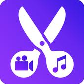 Audio Video Cutter icon