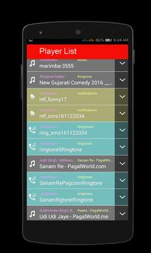 Mp3 Ringtone Maker apk screenshot