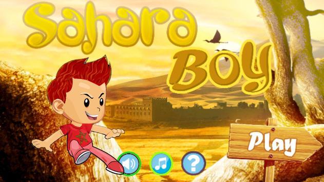 Subway Sahara Boy apk screenshot