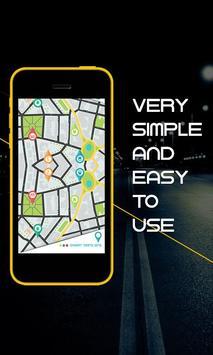 directions driving map apk screenshot