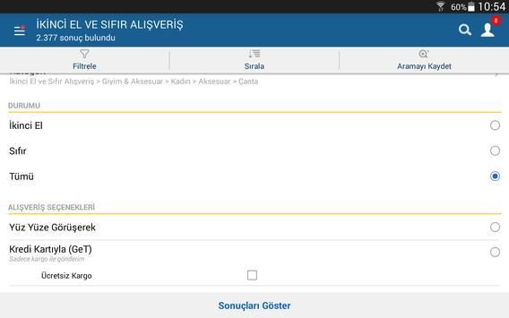 sahibinden.com apk screenshot