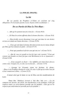 3 000 HADITHS ET CITATIONS apk screenshot