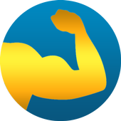 Build Muscle Burn Fat icon