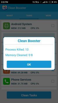 Booster & Cleaner Pro screenshot 3