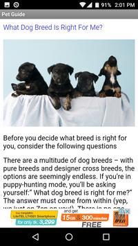 Dog Pet Care Tips screenshot 3