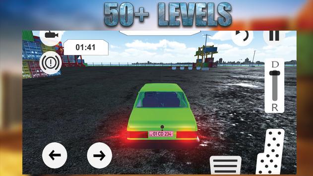 Car Bus Truck Parking 3D 2017 apk screenshot