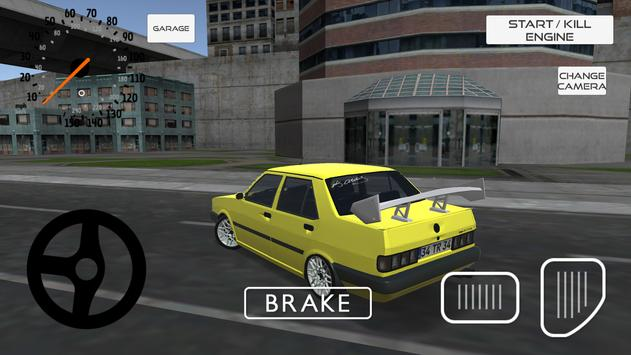 Old Car Drift 5 apk screenshot