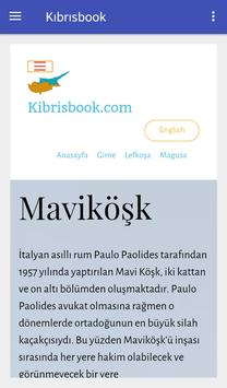 kibrisbookcom apk screenshot