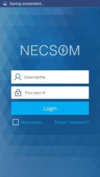 NECSOM apk screenshot