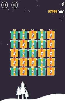 Gift Box New Year poster