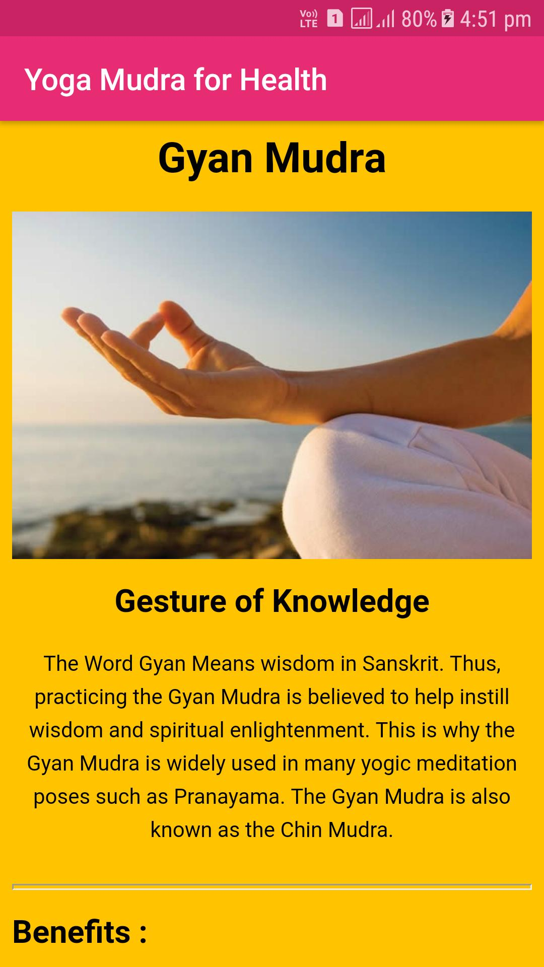 Yoga Mudra for Health Fitness for Android - APK Download