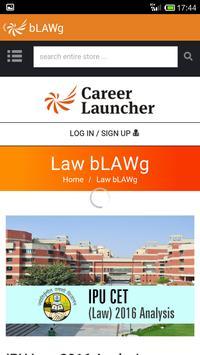 Law-CLAT Exam Guide screenshot 7