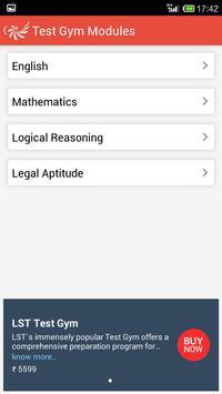 Law-CLAT Exam Guide screenshot 1