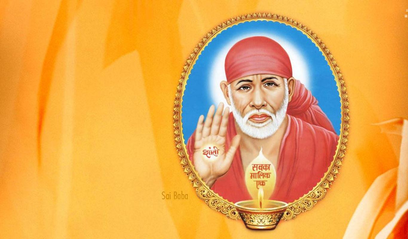 Sai Baba HD And 3D Wallpapers For Android